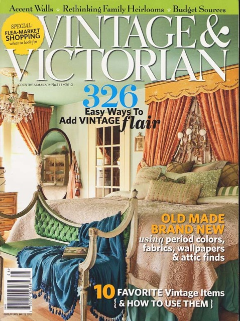 Vintage and Victorian Magazine