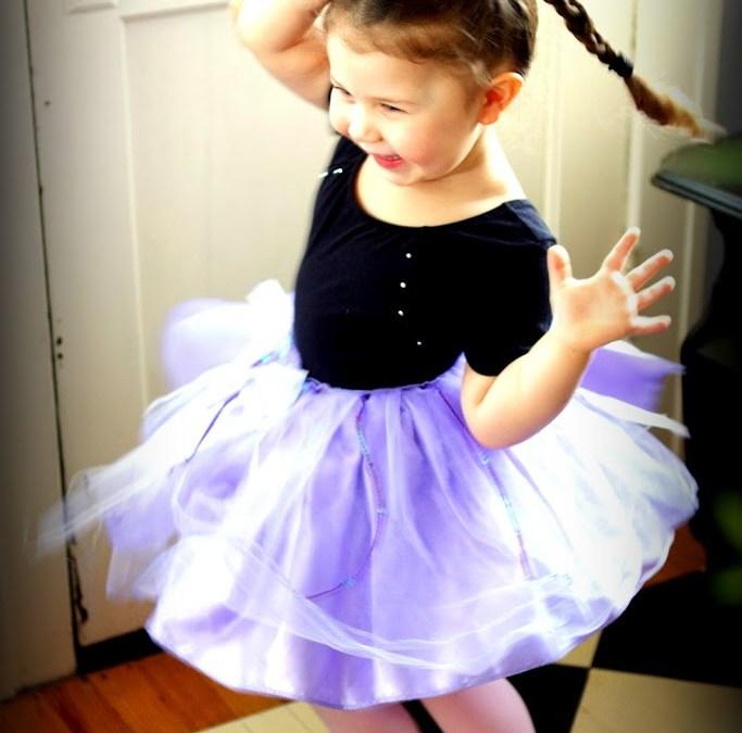 Ma Ballerine Amélie