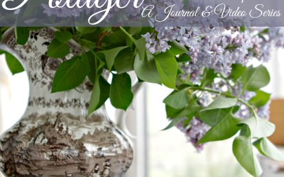 Potager Week 4 – How to Cut Lilacs