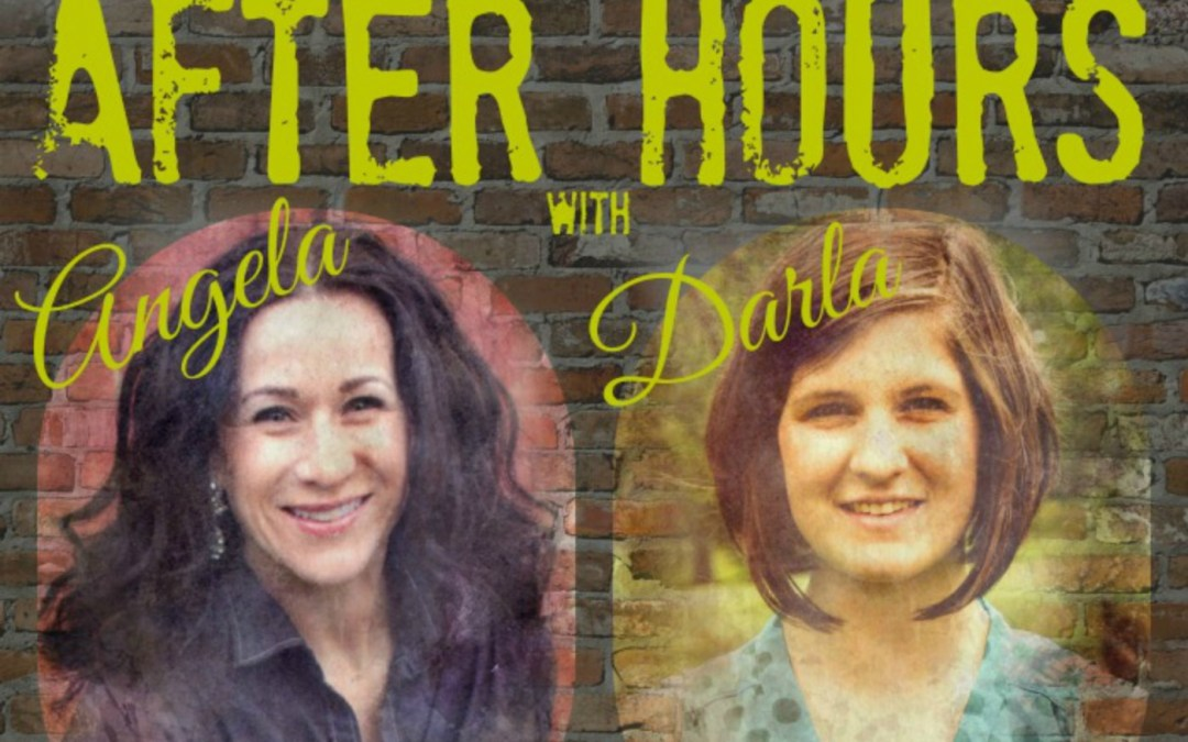 Mama's After Hours – My New Podcast!!!!!!