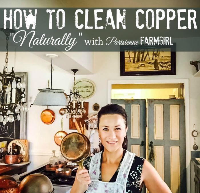 How To Clean Copper Naturally