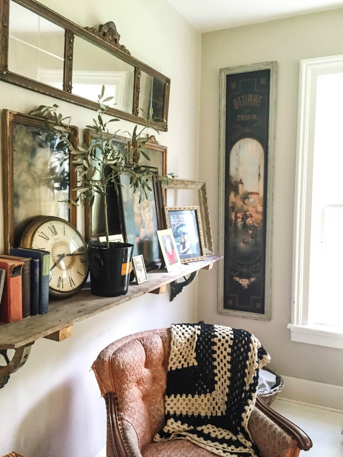 French Farmhouse Elements: How To Ideas from a Real Life Momma
