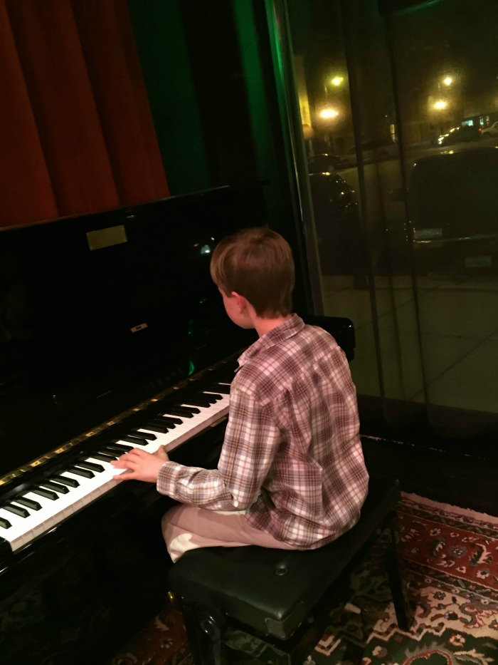 2016 a Year in Review: piano recital