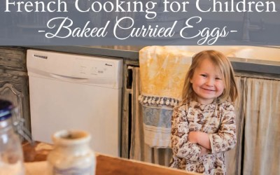 French Cooking for Children, Curried Eggs
