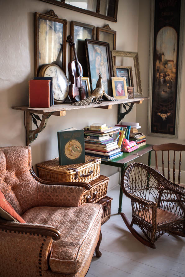 French Style Living Room: And Being Present At Every Stage