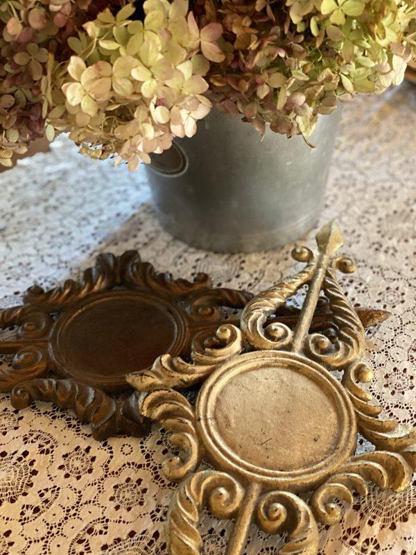 Antique Brass Decor Pieces
