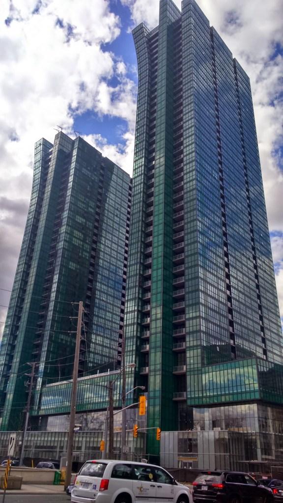 Toronto - centre ville building