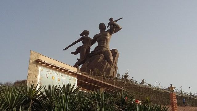 monument de la renaissance africaine dakar