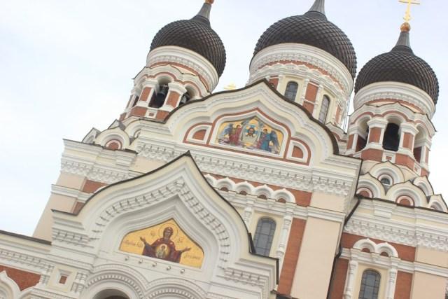 Talinn-Cathedrale