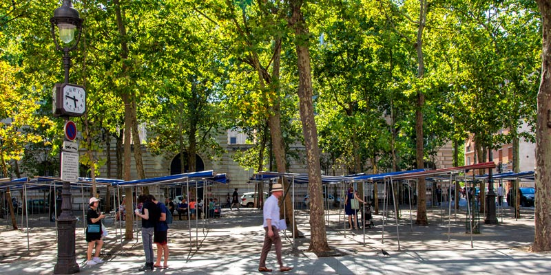 rue monge a slice of paris life paris insiders guide
