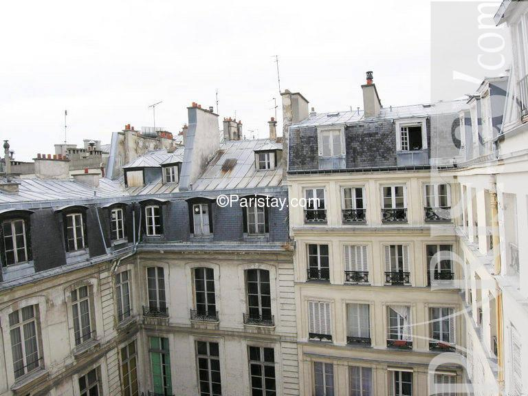 Studio Appartment Paris Louvre Louvre 75001 Paris