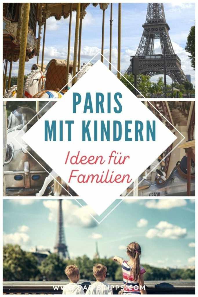 Paris mit Kindern - Paris mit Familie