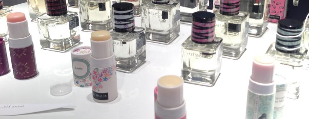 парфюмерия в Париже