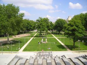 Парк Берси 12 округ Парижа