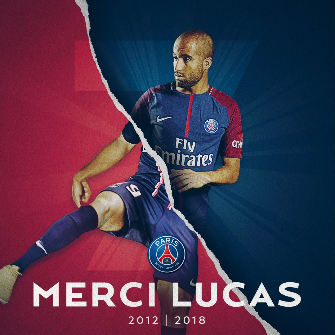 Football: Lucas Moura File à L'anglaise