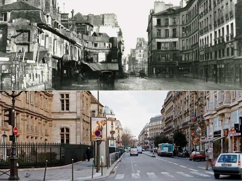 """Résultat de recherche d'images pour """"La cour des miracles de paris la rue du Caire et la rue Réaumur"""""""