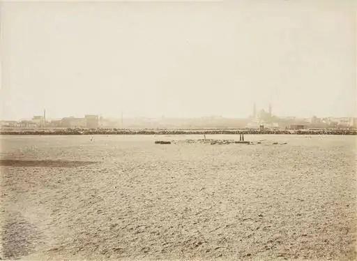 Incroyable cette photo de 1879 - le Champs de Mars avant la construction de la tour Eiffe