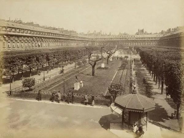 ancienne photo paris