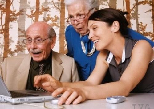 Nonni Brianzoli su Internet