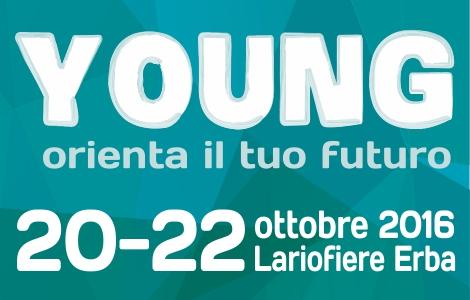 """L'ISTITUTO PROFESSIONALE PARITARIO PER I SERVIZI COMMERCIALI """"CARAVAGGIO""""  partecipa  9^ edizione di """"Young – Orienta il tuo futuro"""","""