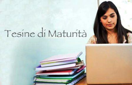Circolare indicazioni su come scrivere la tesina per la maturità