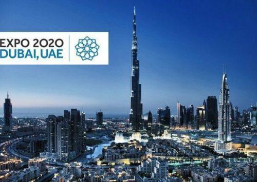 …….VERSO EXPO DUBAI 2020