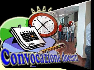 Convocazione CC per scrutini fine anno scolastico 2018/2019