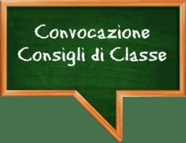 Convocazione Consigli di classe genitori IPC