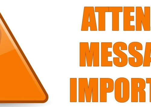 Attenzione: Nuovi Orari Uffici Amministrativi