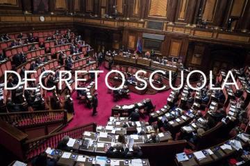 DECRETO SCUOLA N. 22/2020