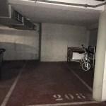 Grande parking Champ de Mars