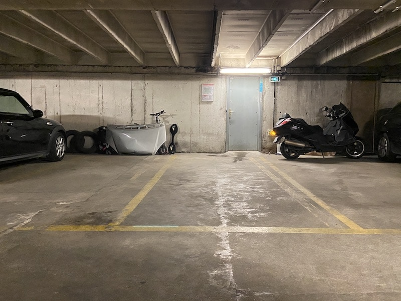 A vendre : Parking à Porte d'Orléans Parkagence