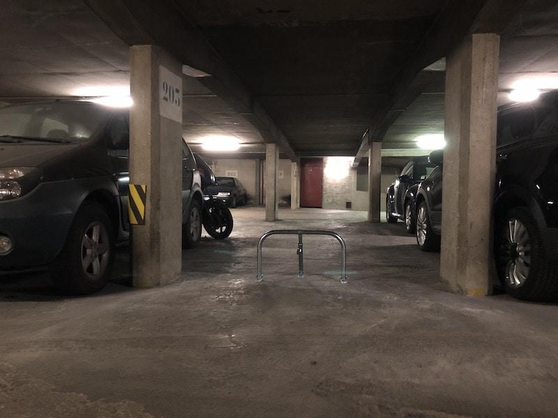 A vendre : Parking rue des Francs Bourgeois Parkagence