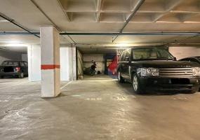 Deux parkings en enfilade à Denfert