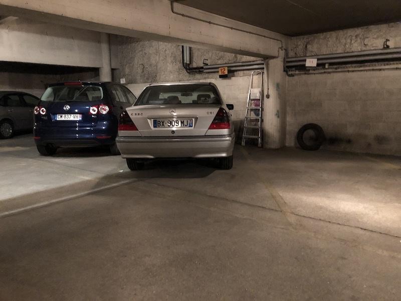 Parkings à vendre 87 rue Villiers l\'Isle Adam 75020 Paris