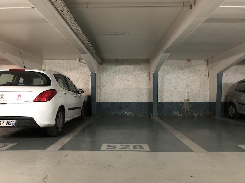 Parking Indigo Faubourg Saint Antoine