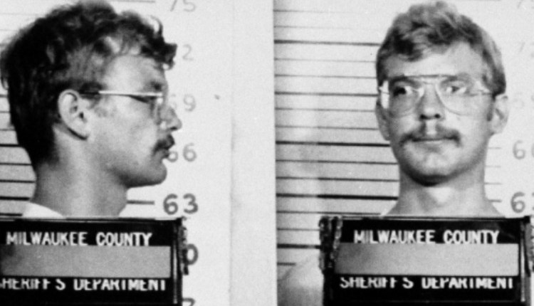 Mugshots of Jeffrey Dahmer – Milwaukee County Sheriff's Department