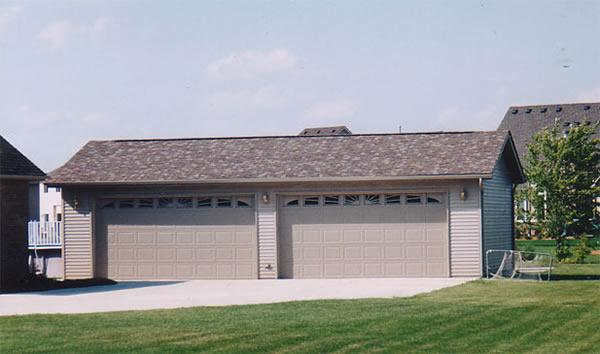 Park Builders Inc Portfolio Garages