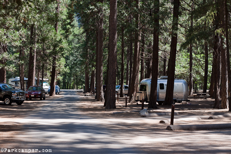 Top ten campgrounds of 2013 the rv nomads for Yosemite park camping cabins
