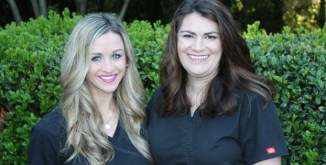 Dr. Emily Snapp and Dr. Summer Suttles