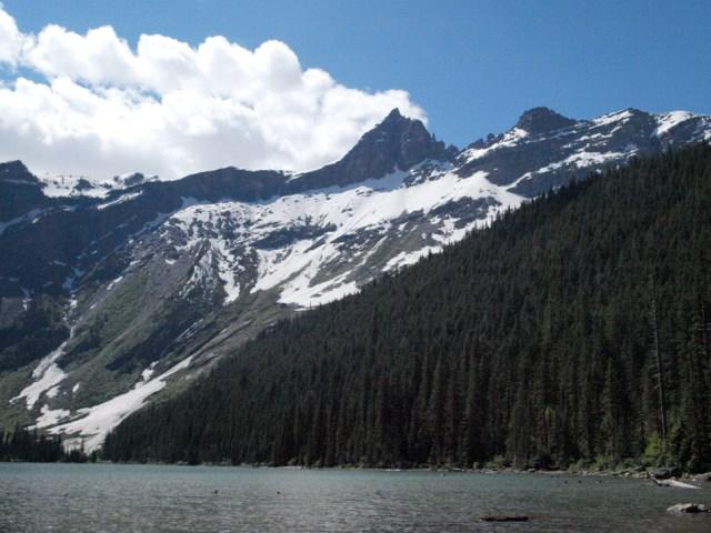 Avalanche Lake Trail - Glacier National Park