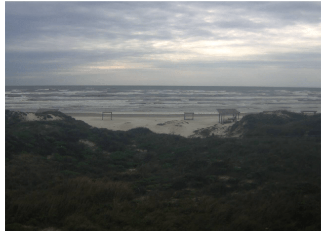Padre Island National Seashore Webcam