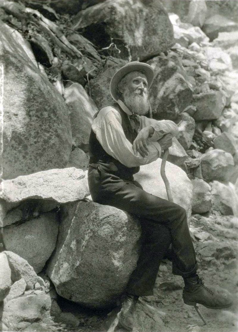 13 Things You Should Know about John Muir