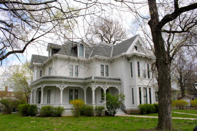 The Truman Home - Harry S Truman National Historic Site