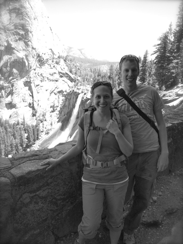 The Park Chasers - on the John Muir Trail in Yosemite National Park