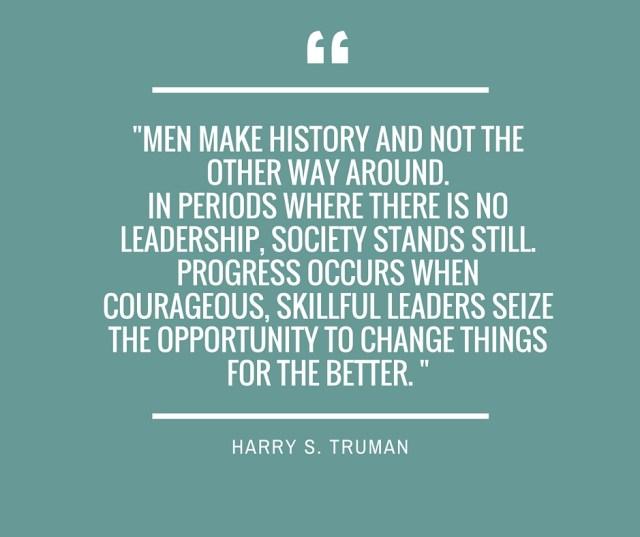 Men Make History - Harry S. Truman