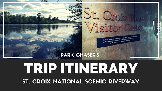 Trip Recap:  St. Croix National Scenic Riverway