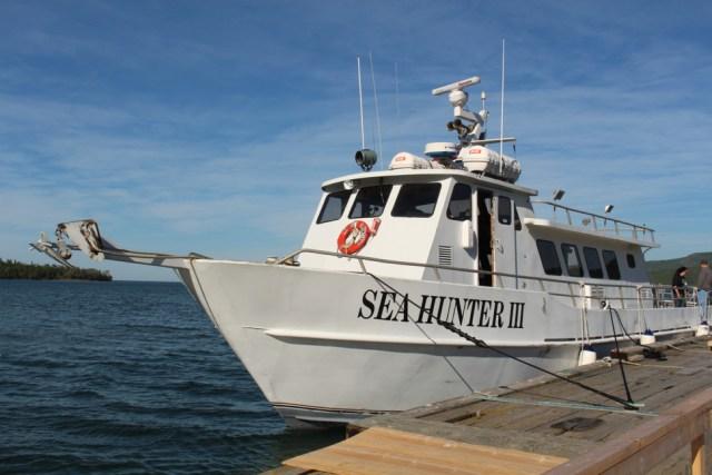 Isle Royale Seahunter II
