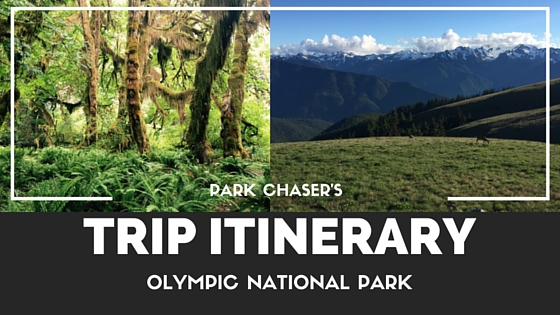 Olympic National Park Trip Itinerary