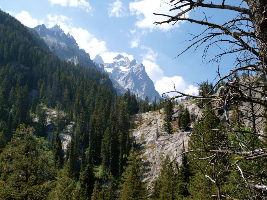 Grand Teton National Park: Inspiration Point